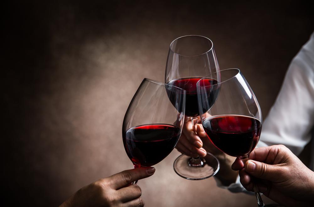 Wein à discrétion