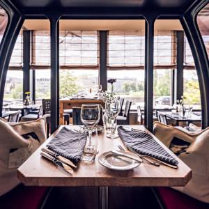 eCho Restaurant, Zurich, Swiss restaurant