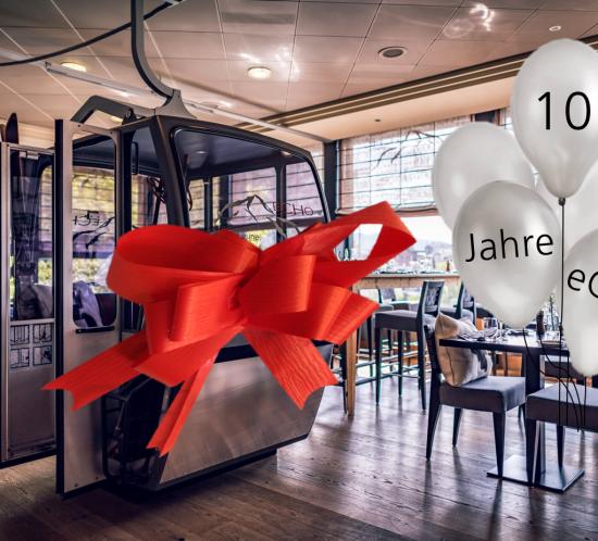10 Jahre eCHo Restaurant, Zürich