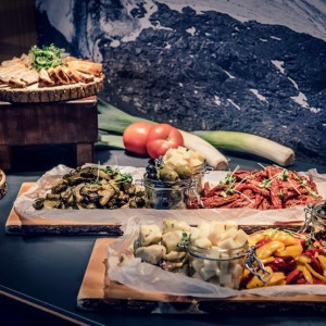 Antipasti Brunch Buffet - Marriott Sunday Brunch