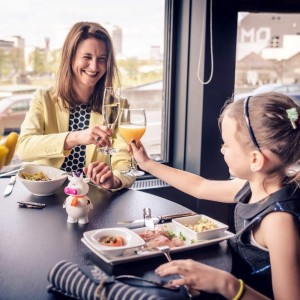 Marriott Sunday Brunch - der Brunch für die ganze Familie