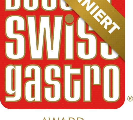 Best of Swiss Gastro Award 2017
