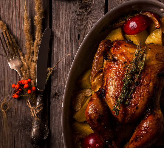 Thanksgiving im eCHo Restaurant